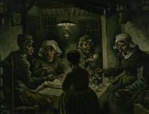 Van Gogh birthday's is near