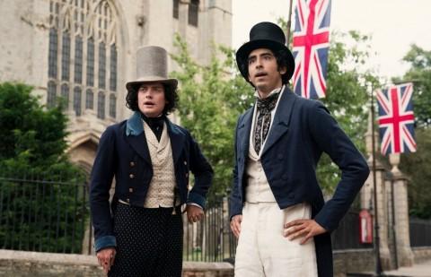 La vita straordinaria di David Copperfield di Armando Iannucci
