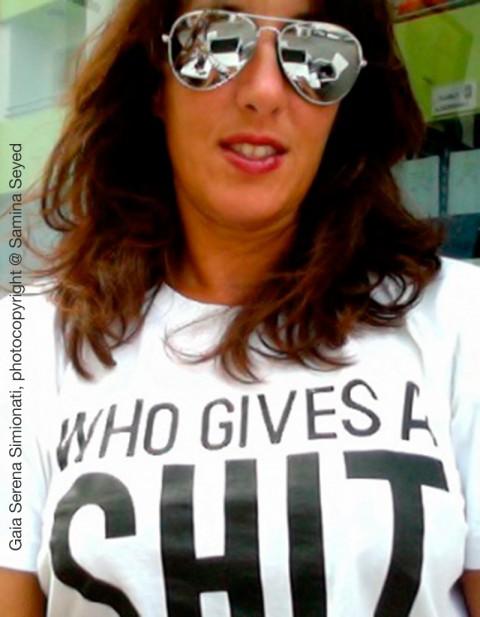 """Intervista alla curatrice """"Aliena"""" Gaia Serena Simionati"""